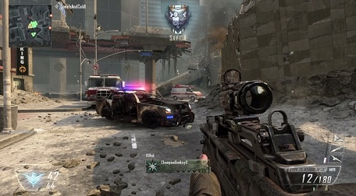 Call of Duty Black Ops 2 OS X