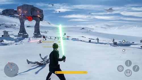 Star Wars Battlefront OS X