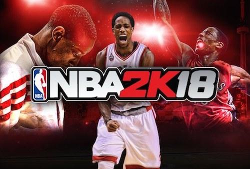 NBA 2K18 OS X