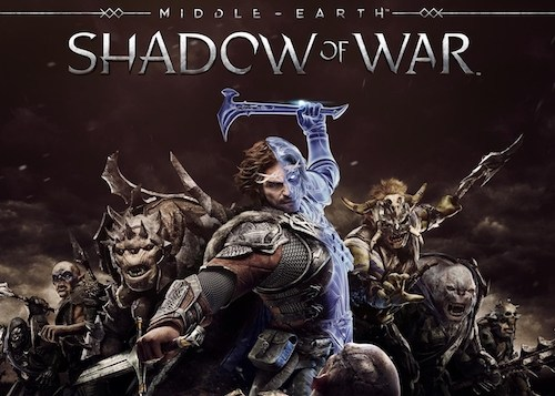Middle Earth Shadow of War OS X
