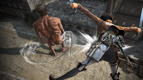 Attack on Titan 2 OS X