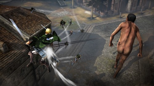 Attack on Titan 2 OS X