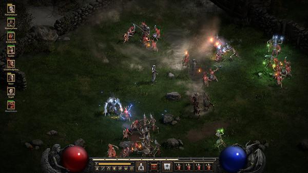 Diablo 2 Resurrected Mac OS X