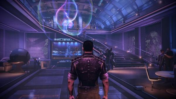 Mass Effect Legendary Edition Mac OS