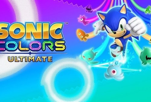 Sonic Colors Ultimate Mac OS X