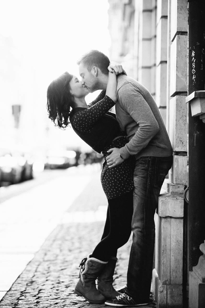 Paar Fotoshooting Dresden  verliebt verrckt sexy inszeniert