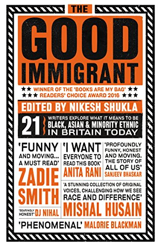 Cover art for The Good Immigrant