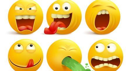Facebook Emoticons, Chat Smileys, Emoticons Smileys Free