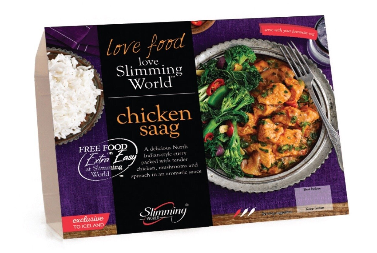 Slimming World Ready Meals Get It Off Me Slimming World