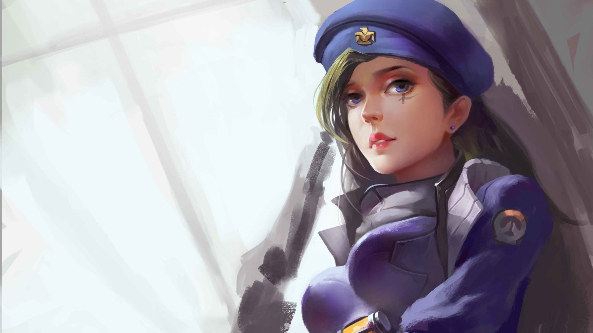 Cool Girls Overwatch Wallpapers Wallpaper 1920x1080 Px Ana Overwatch Video Games