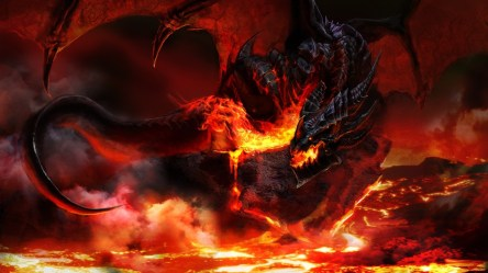 dragon fire wings deathwing wallpapers hd fantasy games anime background warcraft px desktop 1080p 3d backgrounds cool iphone game mobile