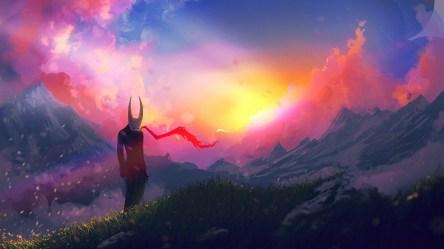 fantasy landscape px wallpapers hd backgrounds desktop wallhere