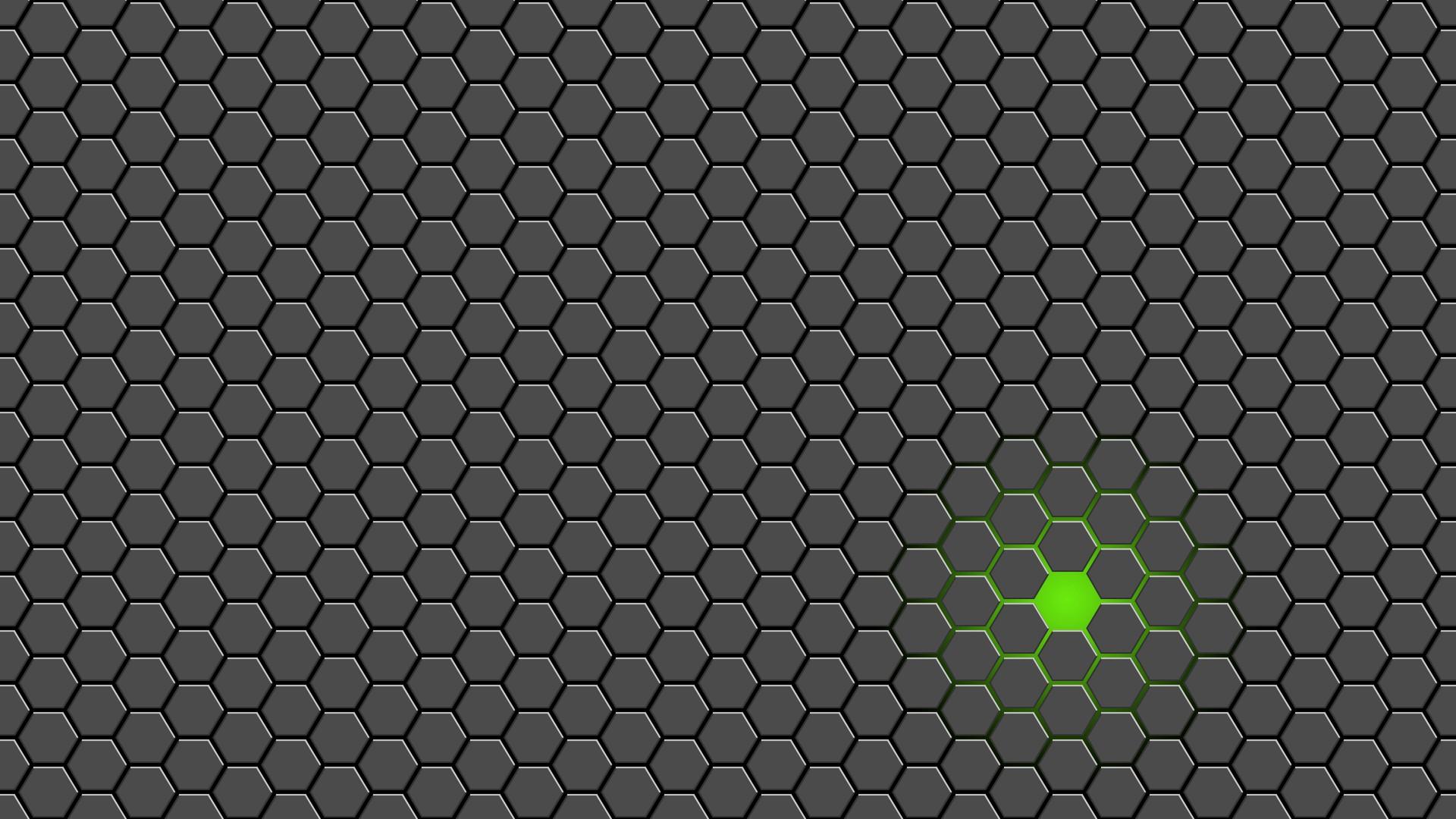 Minimalist Car Wallpaper Wallpaper 1920x1080 Px Green Hexagon Minimalism