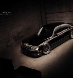 chicago black vip works z lexus ls400 zandro zandbox zandrozafra [ 1920 x 1280 Pixel ]