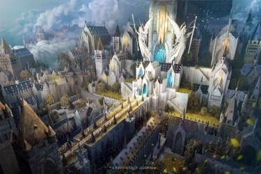 castle fantasy artwork concept bauer julian artstation wallhaven royal cc landscape wallhere castles places 收藏自