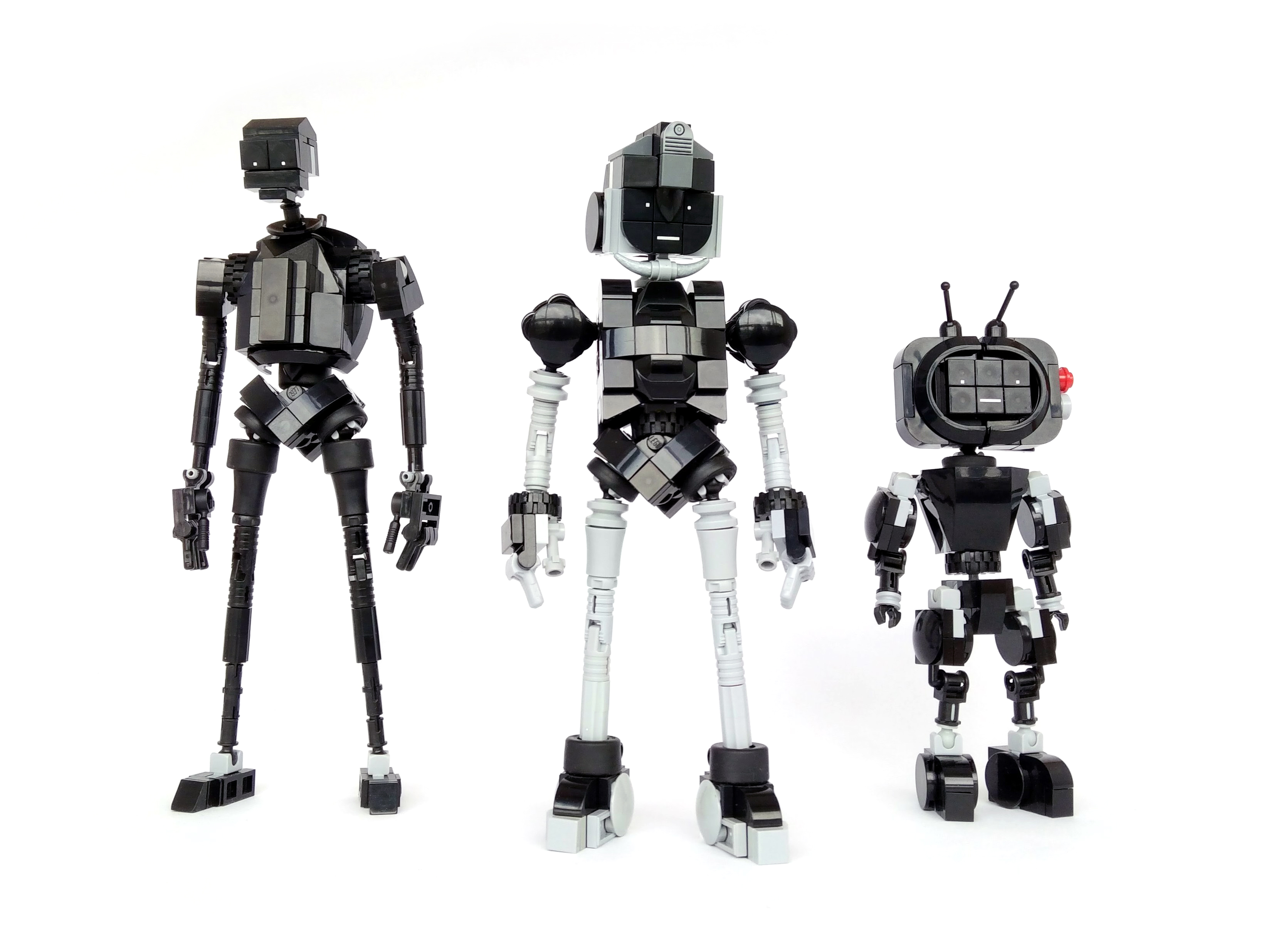 K2So Lego — Cluber