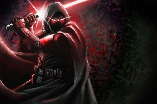 Dark Sith Star Wars Art Wallpaper