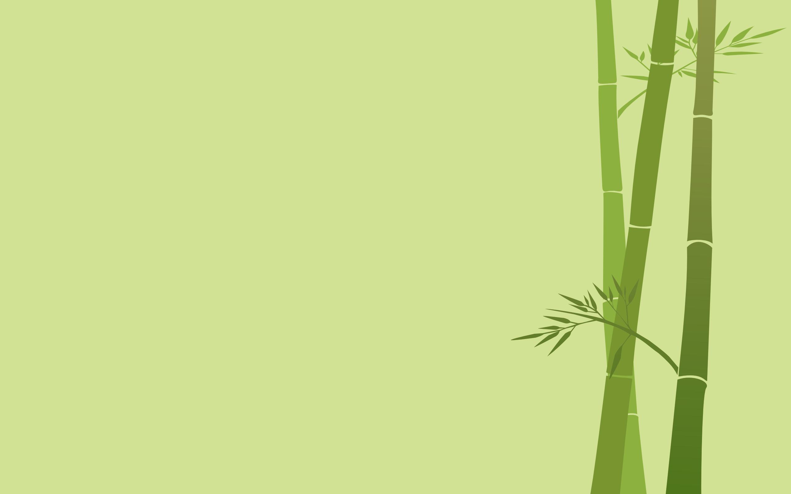 wallpaper bamboo artwork simple
