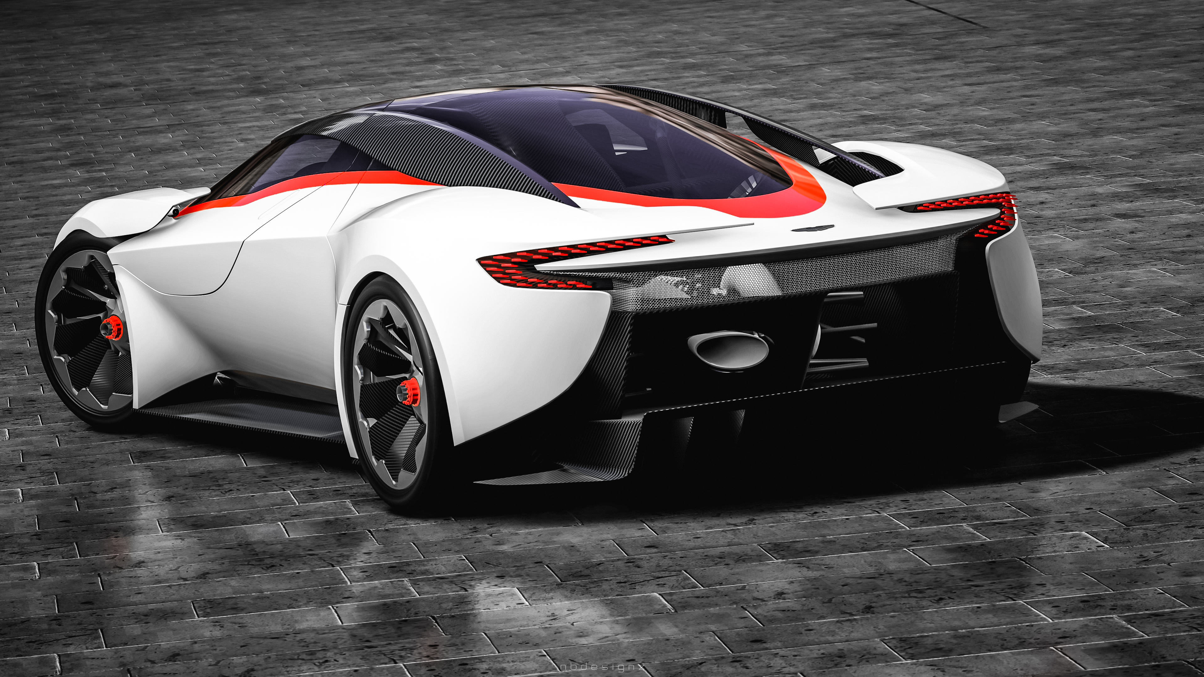 Wallpaper Sony Vision Sports Car Coupe Performance Car