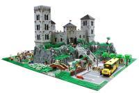 Wallpaper : city, LEGO, castle, soccer, Toy, medieval ...