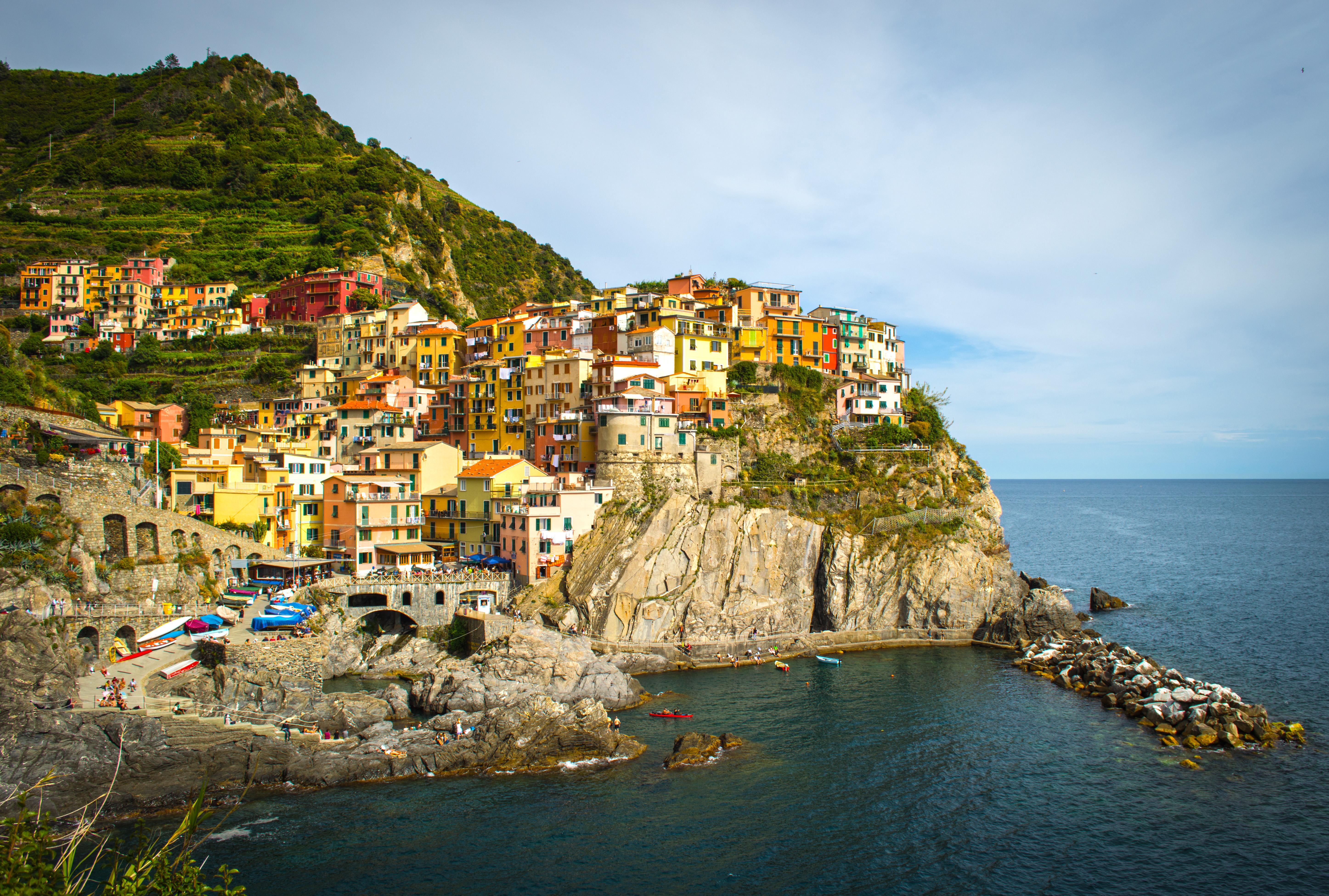 Sfondi  citt mare Italia paesaggio marino Nikon cavalla pescatori Liguria esploratore