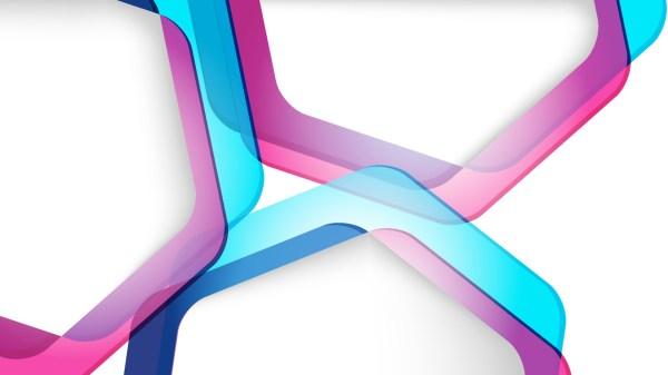 Wallpaper Colorful Digital Art Simple Background