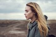 wallpaper face women outdoors