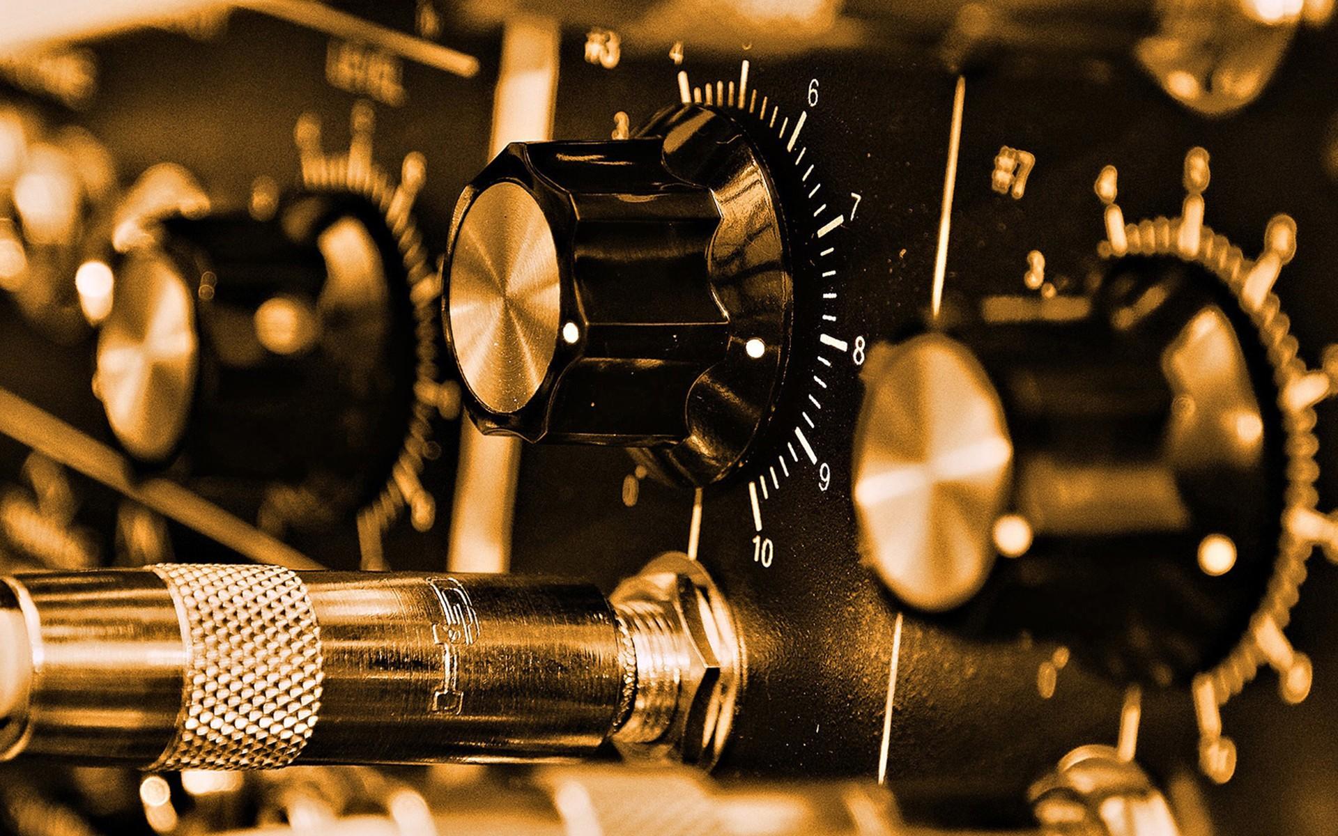 Rock And Roll Wallpaper Hd デスクトップ壁紙 ギター 楽器 写真 音楽 セピア 金属 ドラム アンプ 光 マクロ撮影
