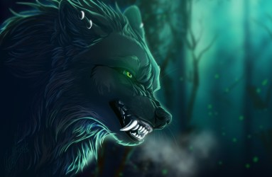 Wallpaper : illustration fantasy art wolf darkness screenshot computer wallpaper fictional character mythical creature 2300x1500 WallpaperManiac 190247 HD Wallpapers WallHere