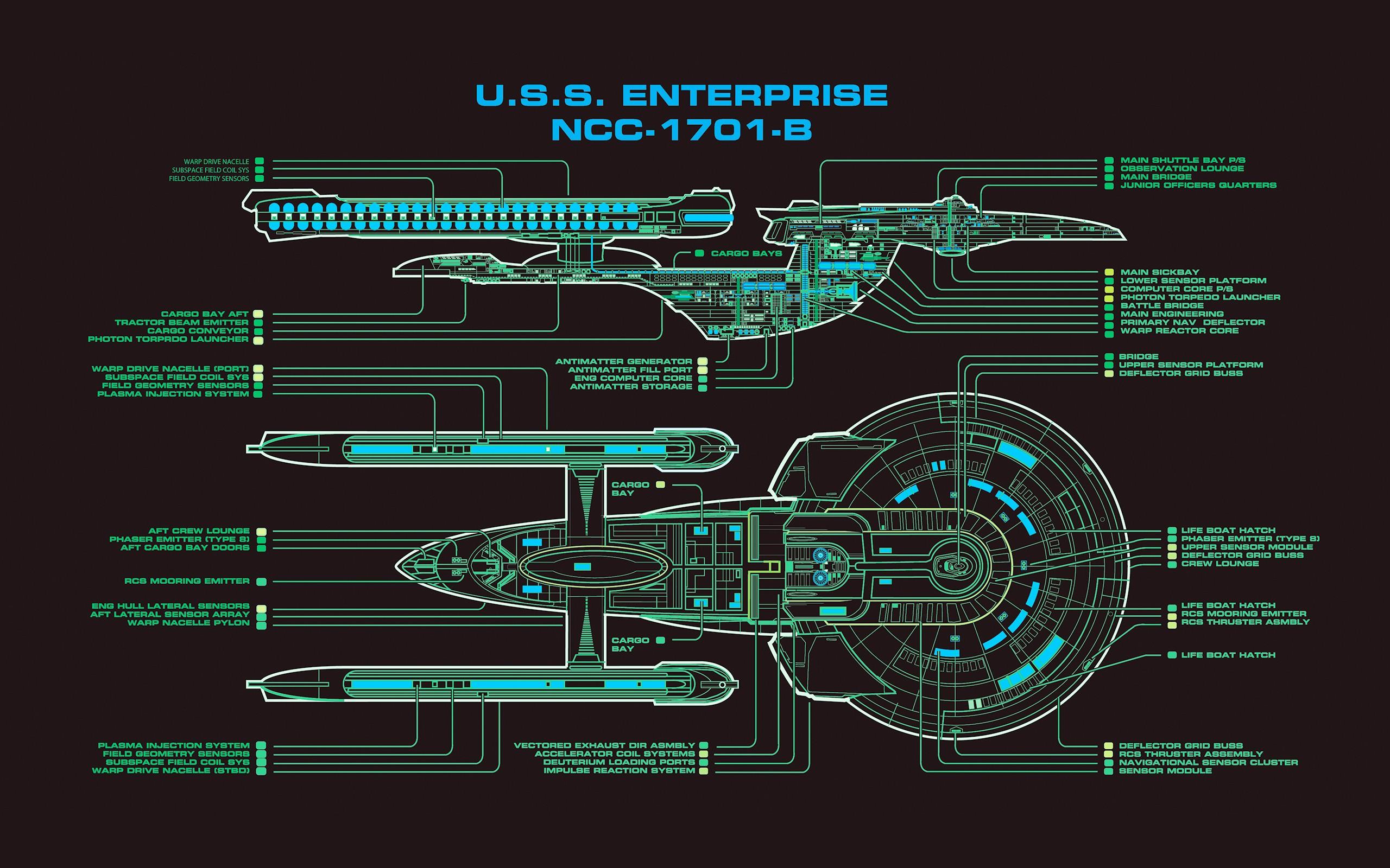 uss enterprise diagram 2006 cobalt alternator wiring wallpaper illustration weapon star trek schematic spaceship design font