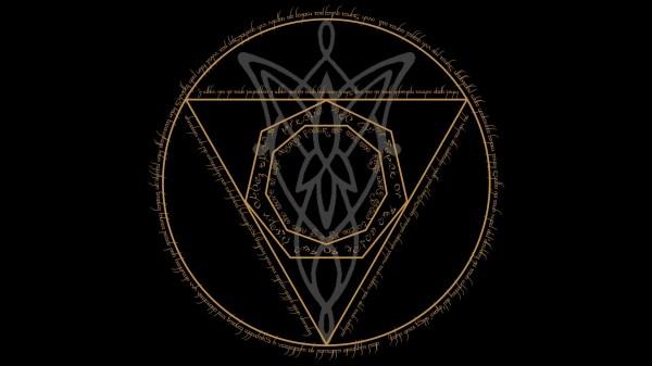 Sfondi illustrazione arma logo simmetria Il Signore