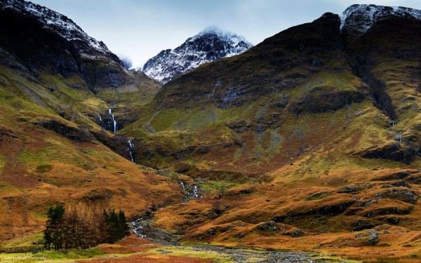 wallpaper landscape scotland
