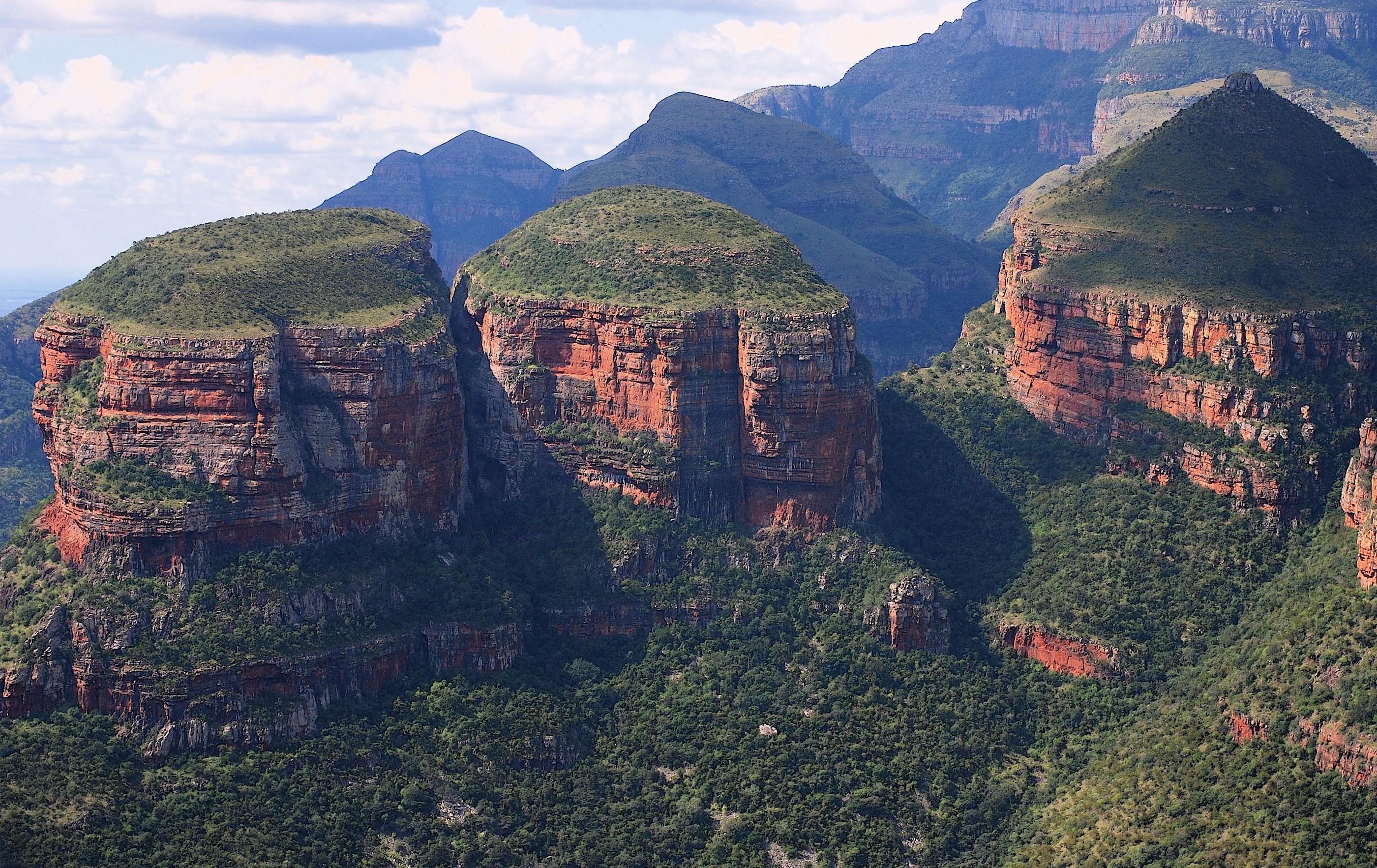 Wallpaper Landscape Mountains Rock Nature