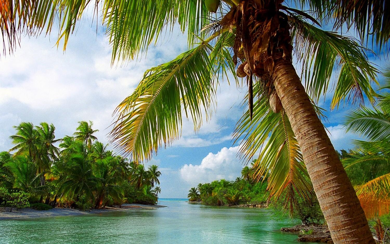 Sfondi  paesaggio mare natura nuvole spiaggia