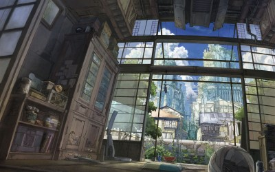 anime hd wallpapers scenery landscape background peace backgrounds desktop architecture window interior facade urban japanese indoors tourist attraction area cityscape