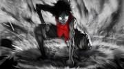 wallpaper anime black hair