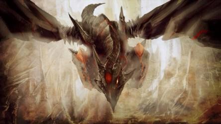 dragon eyes yu gi oh darkness cave card yugioh konami hd games wallpapers painting desktop trading background comic character mythology