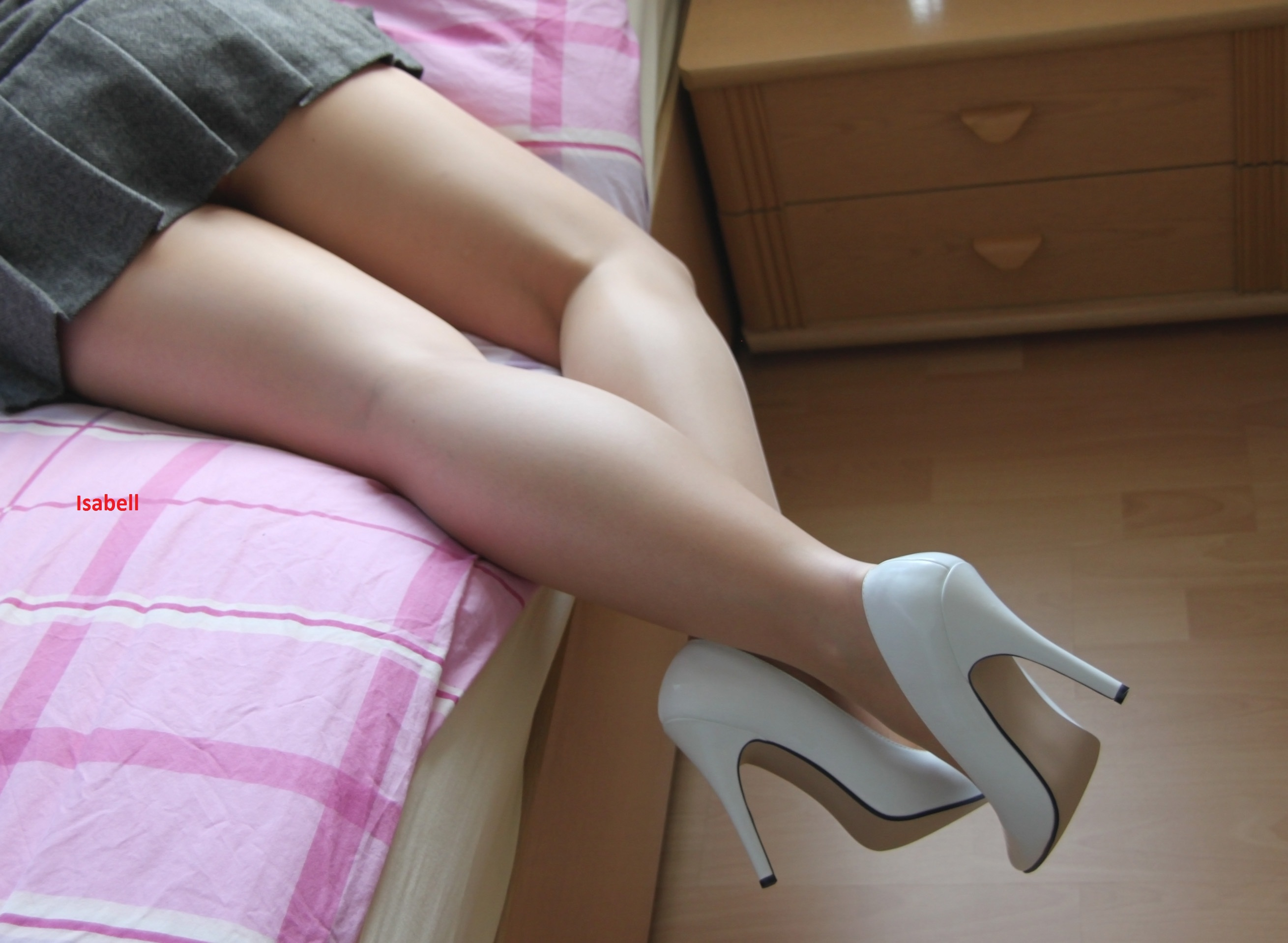 Wallpaper Pantyhose Joint Girl Foot Floor Stocking