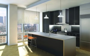 kitchens wallpapers kitchen interior glass apartment backgrounds loft urban furniture window living floor estate condominium countertop cabinetry covering ceiling property