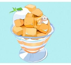 Wallpaper : simple background food penguins original characters mangos Drawingchisanne 1500x1375 RaidyHD 1913851 HD Wallpapers WallHere