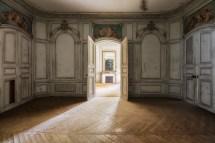 Ballroom Door & Mahogany Doors Leading Theatre