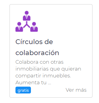 aplicación de círculos de colaboración