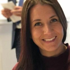 Laura coordinadora inmobiliaria