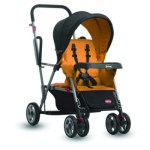 JOOVY Caboose Too Graphite Stand-On Tandem Stroller Review