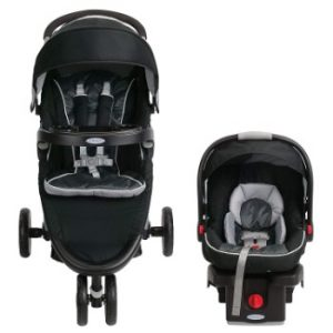 Graco Fastaction Fold Sport Click Connect Travel System review
