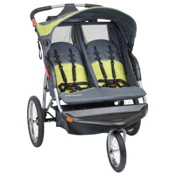 Baby Trend Expedition Double Jogger