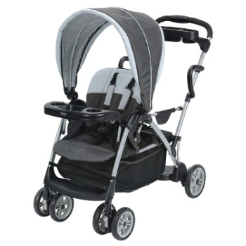 Graco RoomFor2 Stand & Ride Connect Stroller