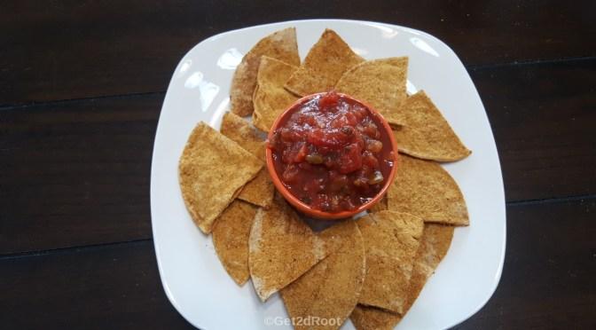 """Not-cho"" Ordinary Doritos"