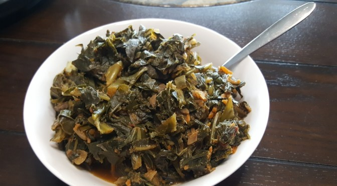 """Table Tasty""  Collards"