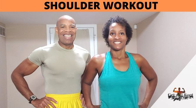 HIIT LIVE VOL. 120:  It's All About the Shoulders